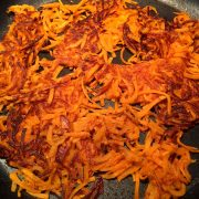 Sweet Potato Hashbrowns Recipe