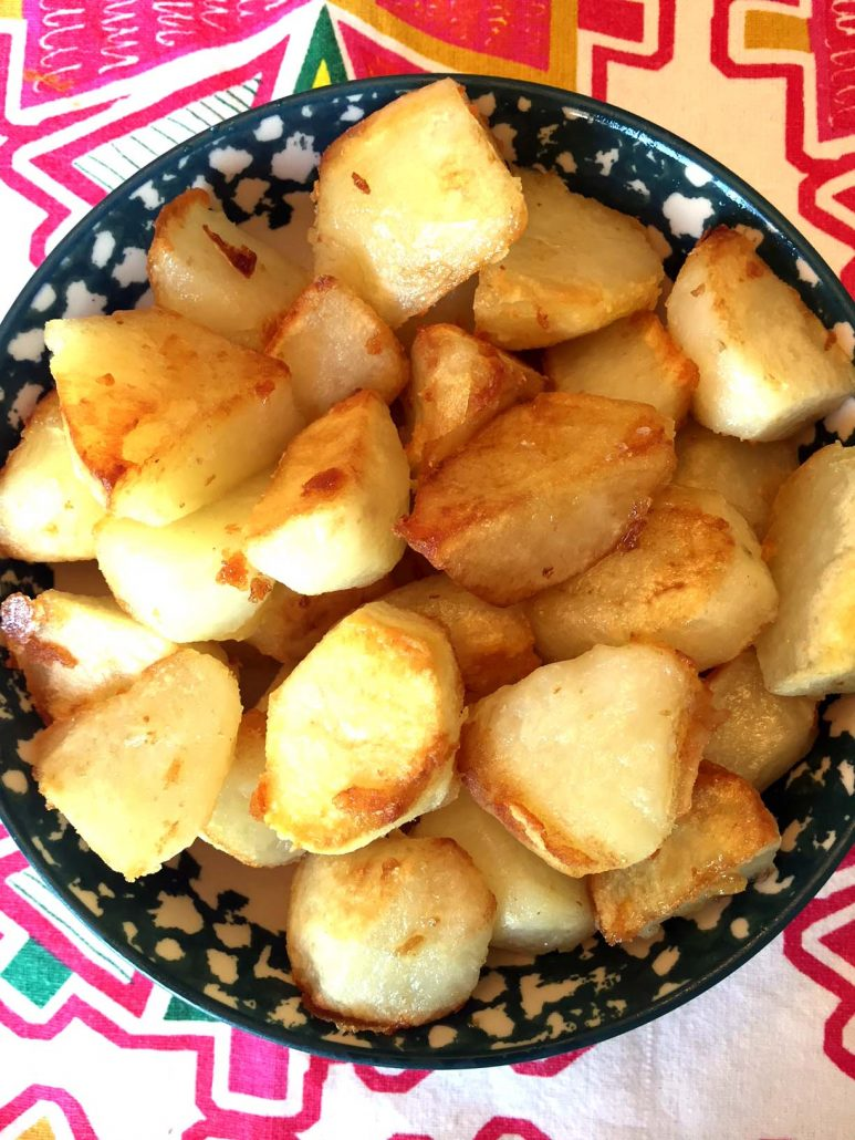Roasting Potatoes In The Instant Pot Pressure Cooker
