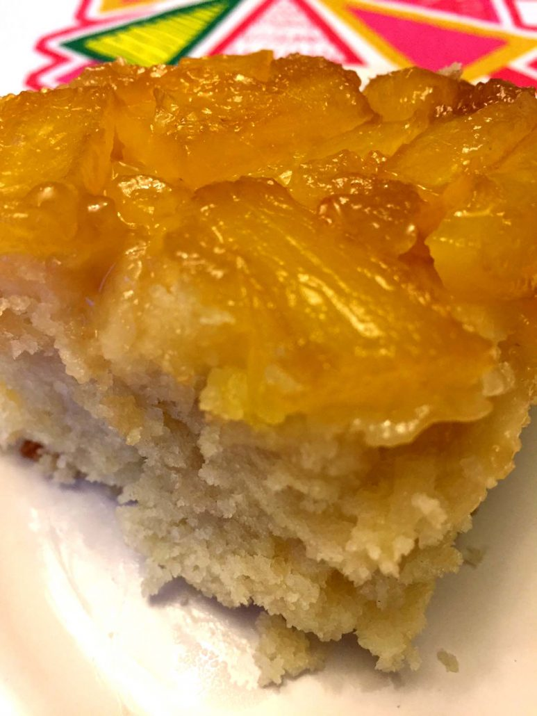 Best Ever Upside Down Pineapple Cake