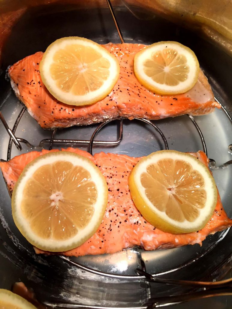 Salmon Recipe For Instant Pot