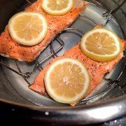 instant pot fish fillet