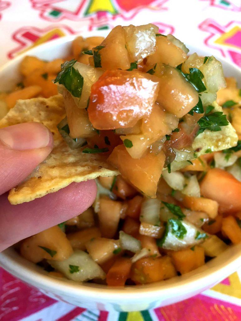 Tropical Papaya Salsa Recipe