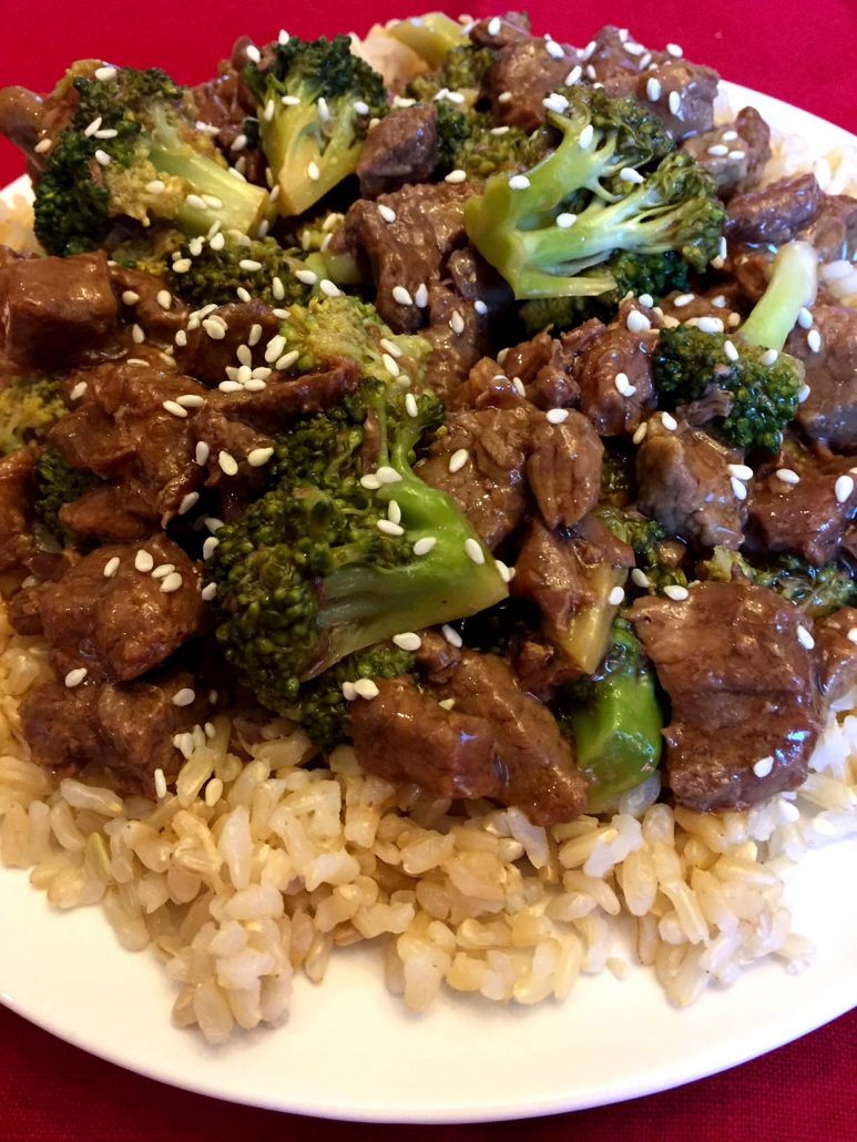 Best Beef and Broccoli Instant Pot Recipe