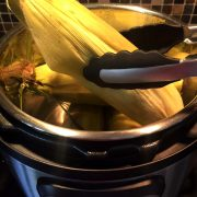 Instant Pot Corn In The Husks