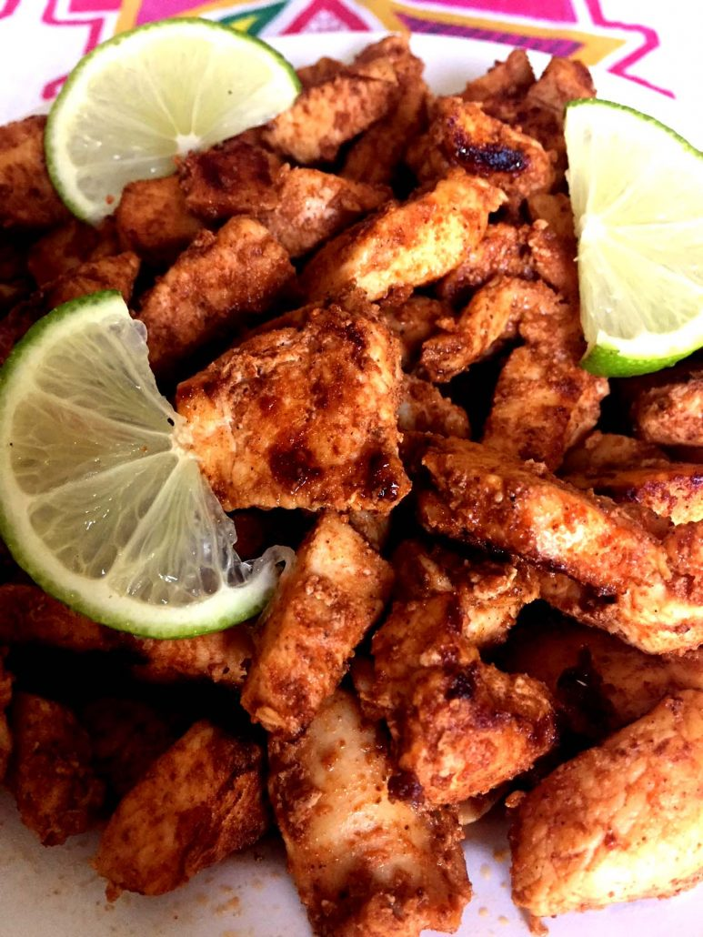 Easy Chili Lime Chicken
