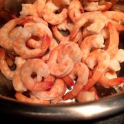 Instant Pot Frozen Shrimp