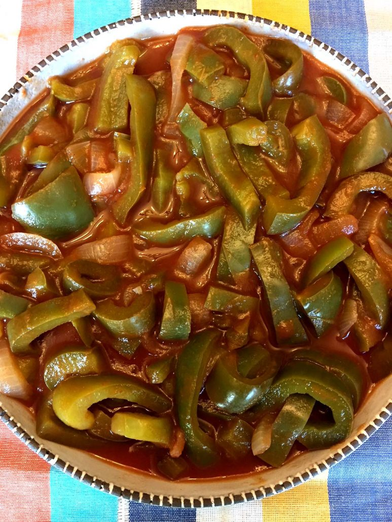Instant Pot peppers and onions recipe