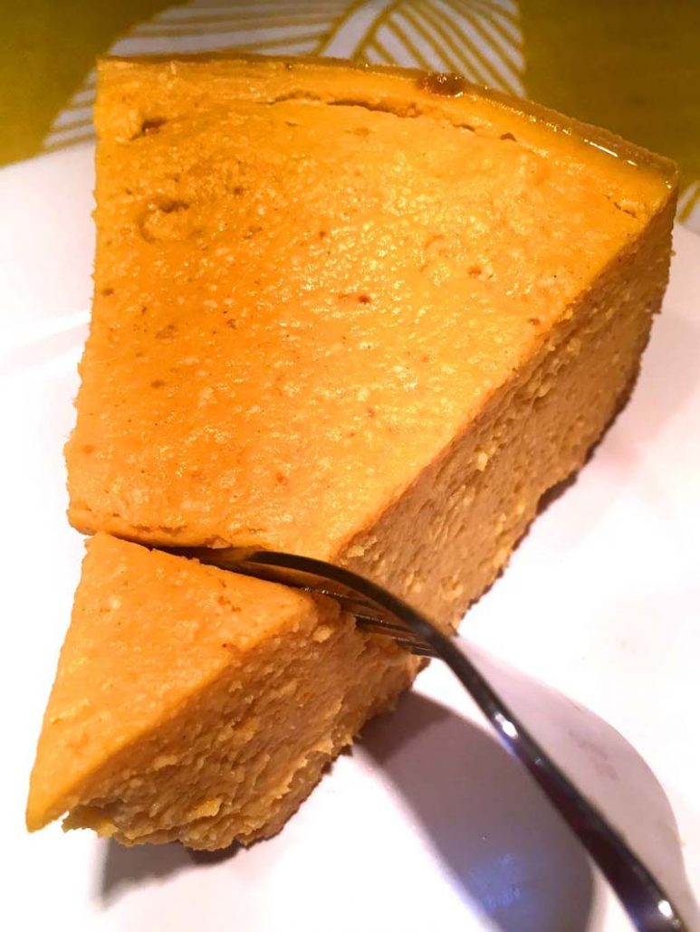 How To Make Pumpkin Cheesecake In Instant Pot