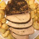 Instant Pot Roasted Boneless Turkey Breast (From Fresh Or Frozen Turkey Breast)