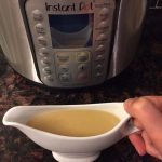 Instant Pot Gravy Recipe