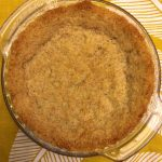 Walnut Pie Crust Recipe (Keto, Gluten-Free)