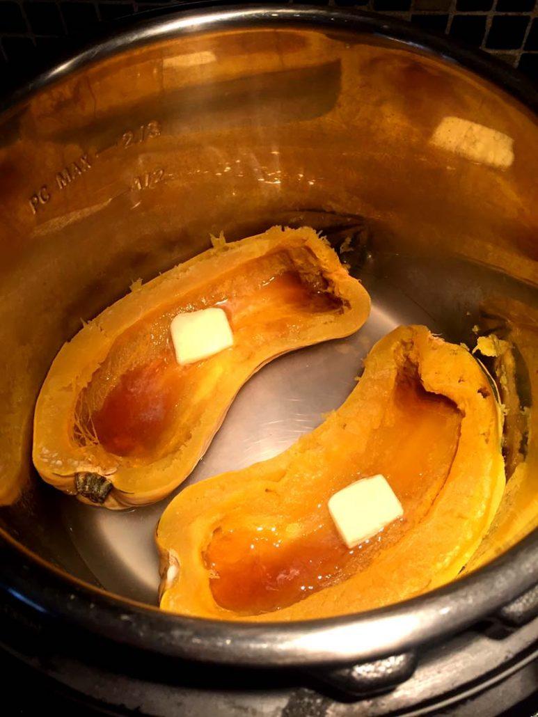 Instant Pot Delicata Squash Recipe