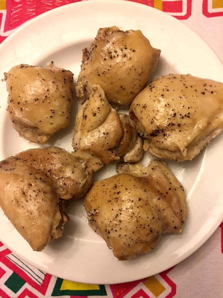 How To Cook Chicken Thighs In Instant Pot