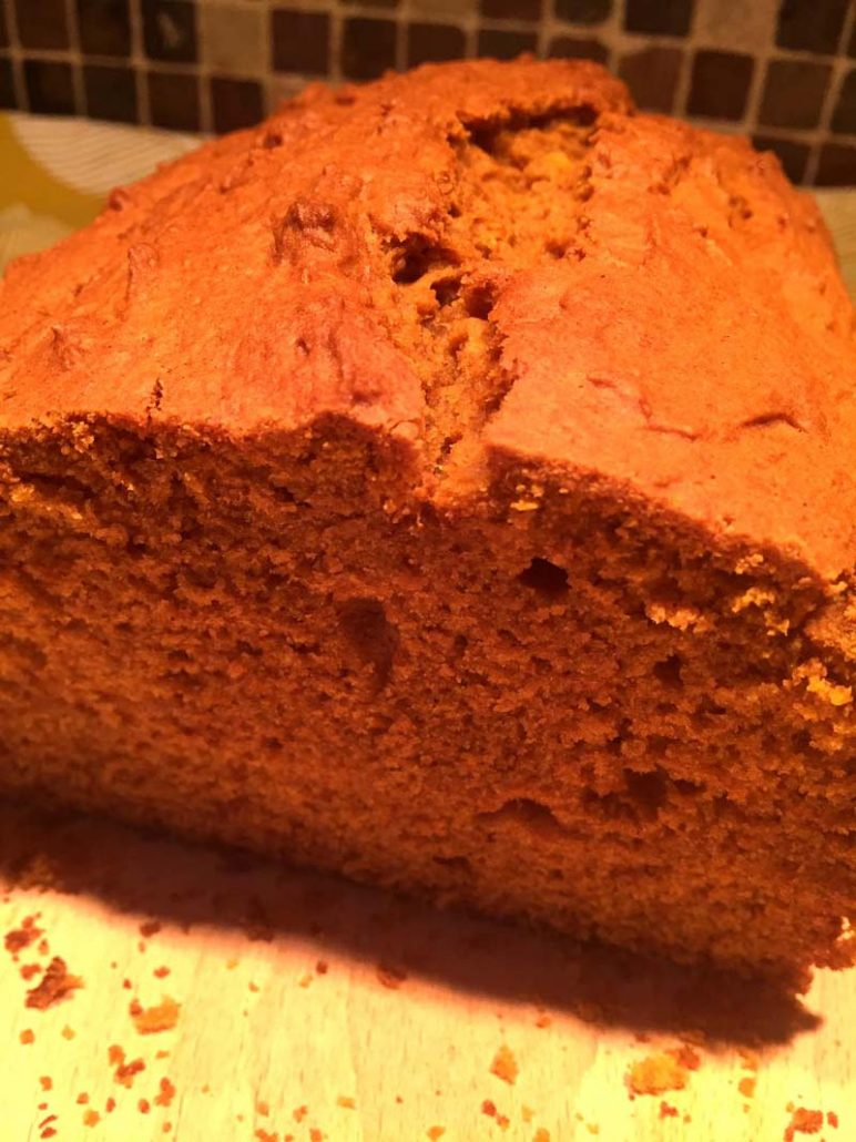 How To Make Pumpkin Bread