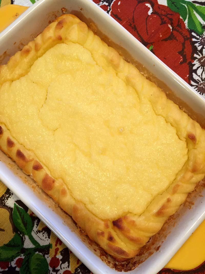 Keto Ricotta Cake Low Carb Gluten Free Breakfast Or Dessert Melanie Cooks