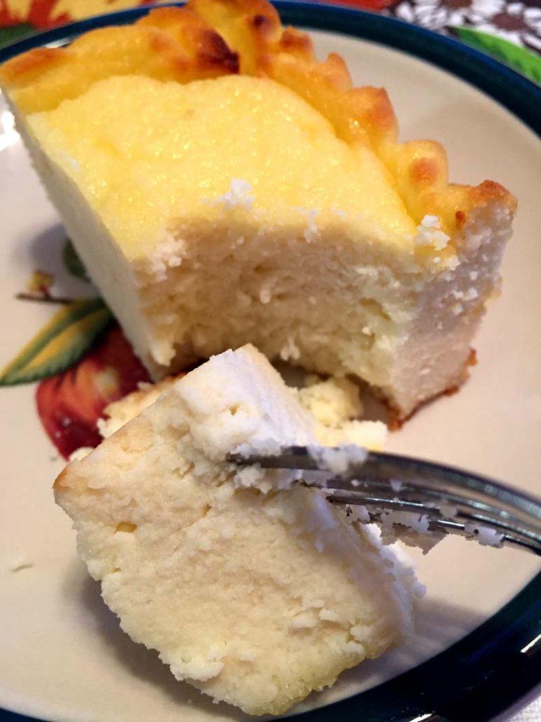 Ricotta Cake For Breakfast