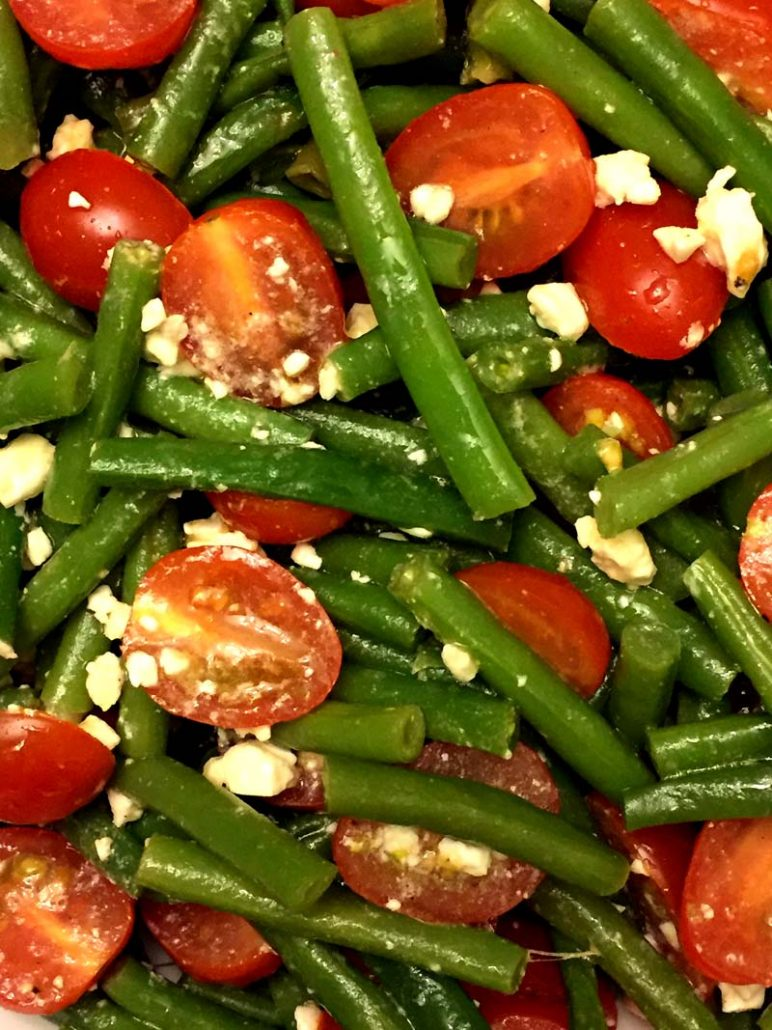 How to make green beans salad
