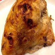 Roasted Bone-In Chicken Breast