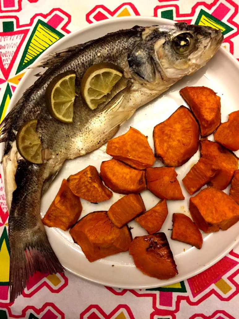 Instant Pot Whole Fish From Fresh Or Frozen