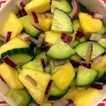 Pineapple Cucumber Salad Recipe
