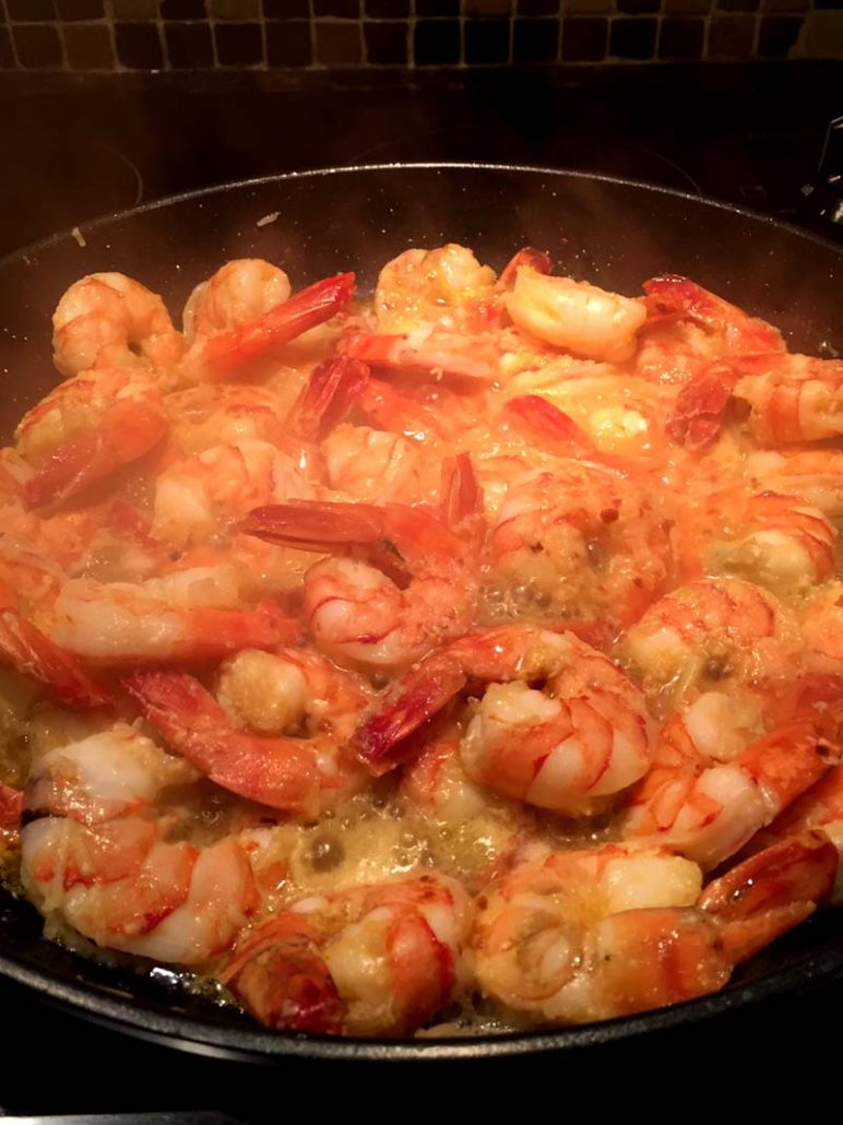 How To Cook Shrimp In Olive Oil