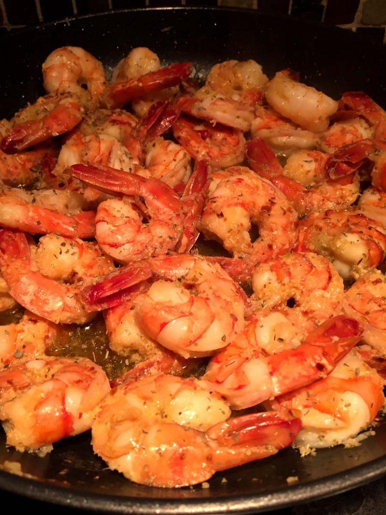 Spicy Garlic Shrimp Recipe