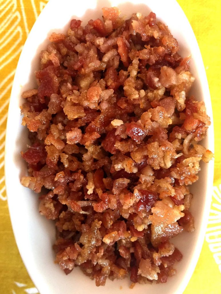 Bacon Bits Recipe
