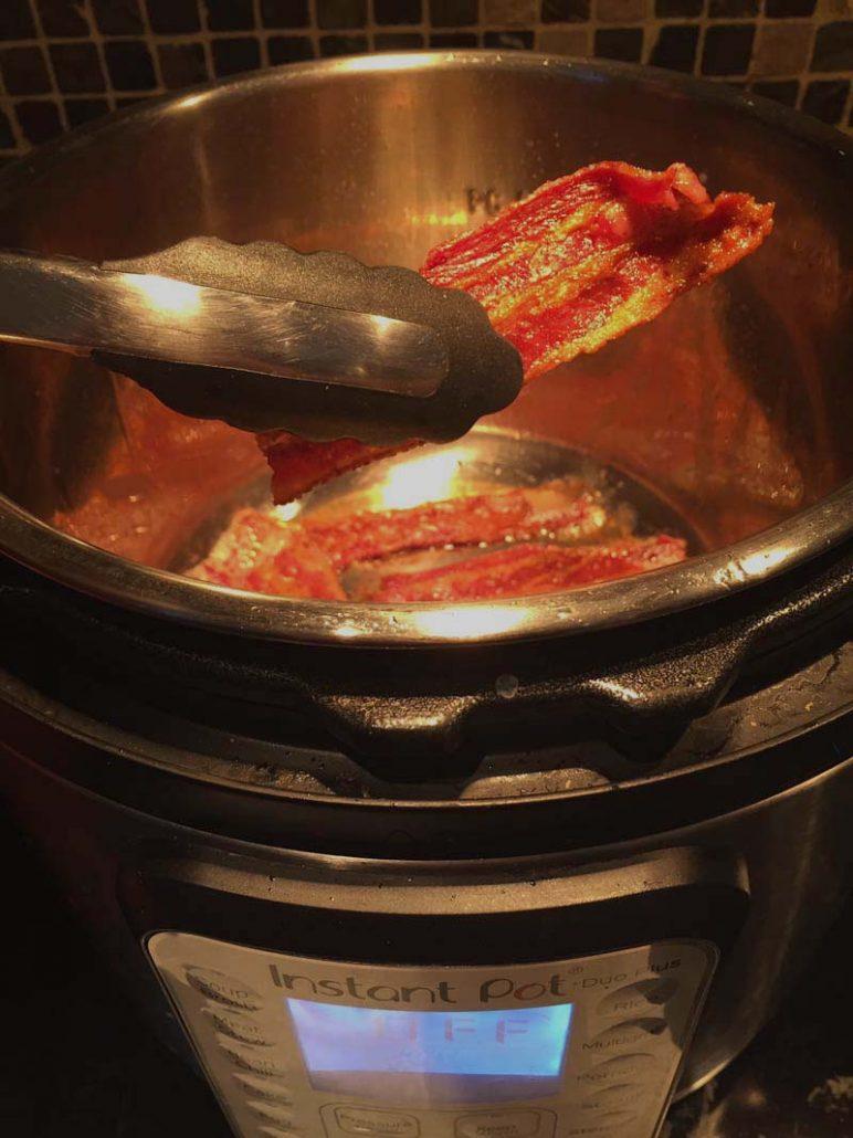 Easy Instant Pot Bacon Recipe