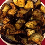 Air Fryer Eggplant Recipe