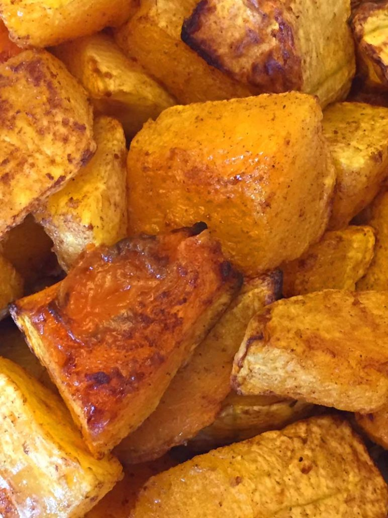 how to cook butternut squash in air fryer