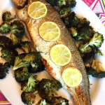 Baked Whole White Fish Recipe