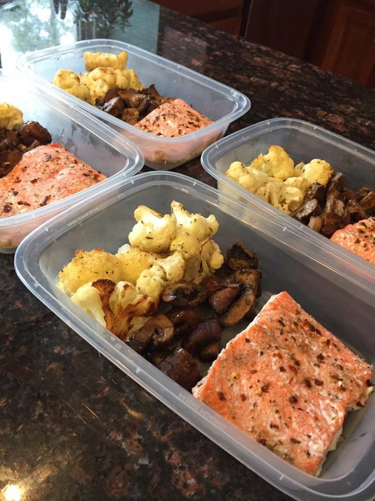 easy keto meal prep recipe