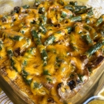 Keto Green Bean Casserole From Scratch