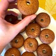 Keto Baked Donuts