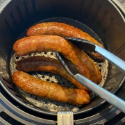 Air Fryer Italian Sausage