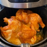 Air Fryer Cornish Hens