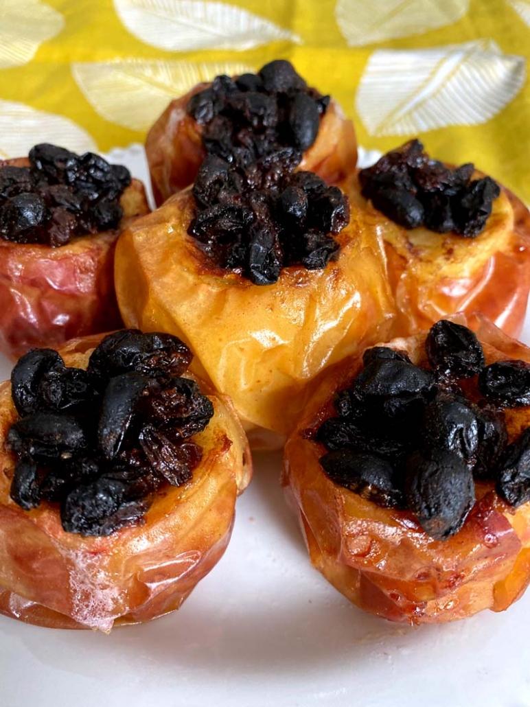 Air Fryer Baked Apples Recipe