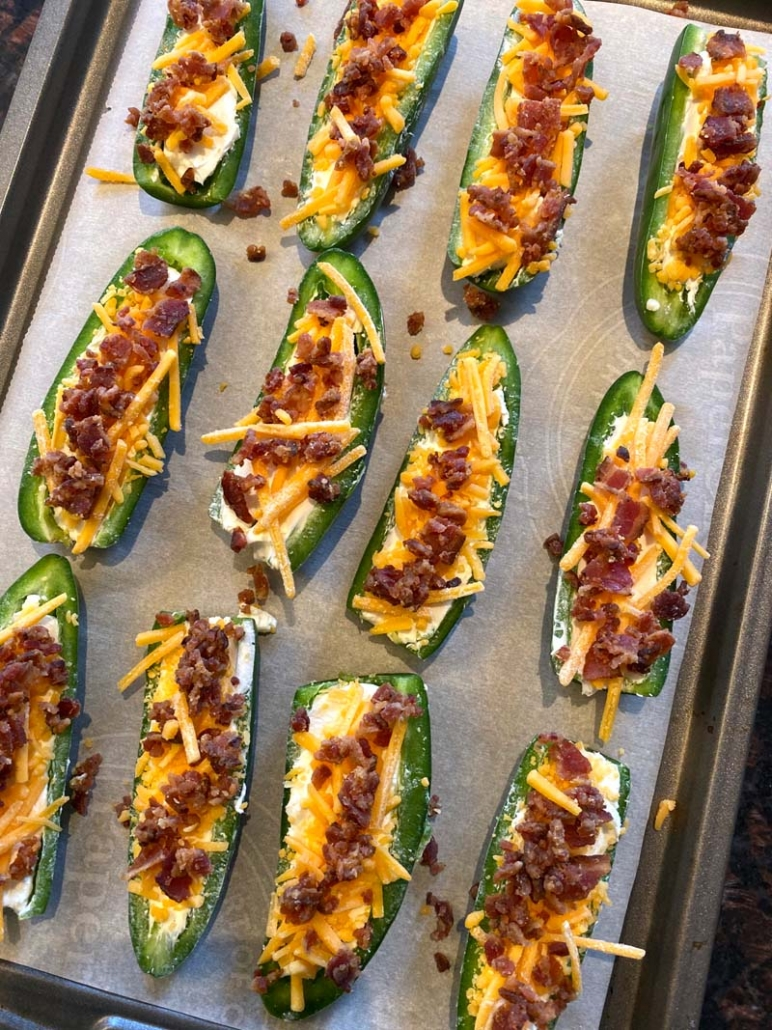 how to make jalapeno poppers