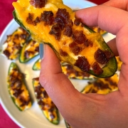 Keto Jalapeno Poppers With Bacon And Cream Cheese