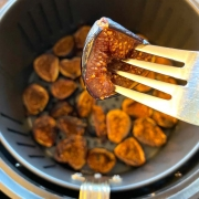 Air Fryer Roasted Figs