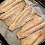 Oven-Baked Rainbow Trout Fillets