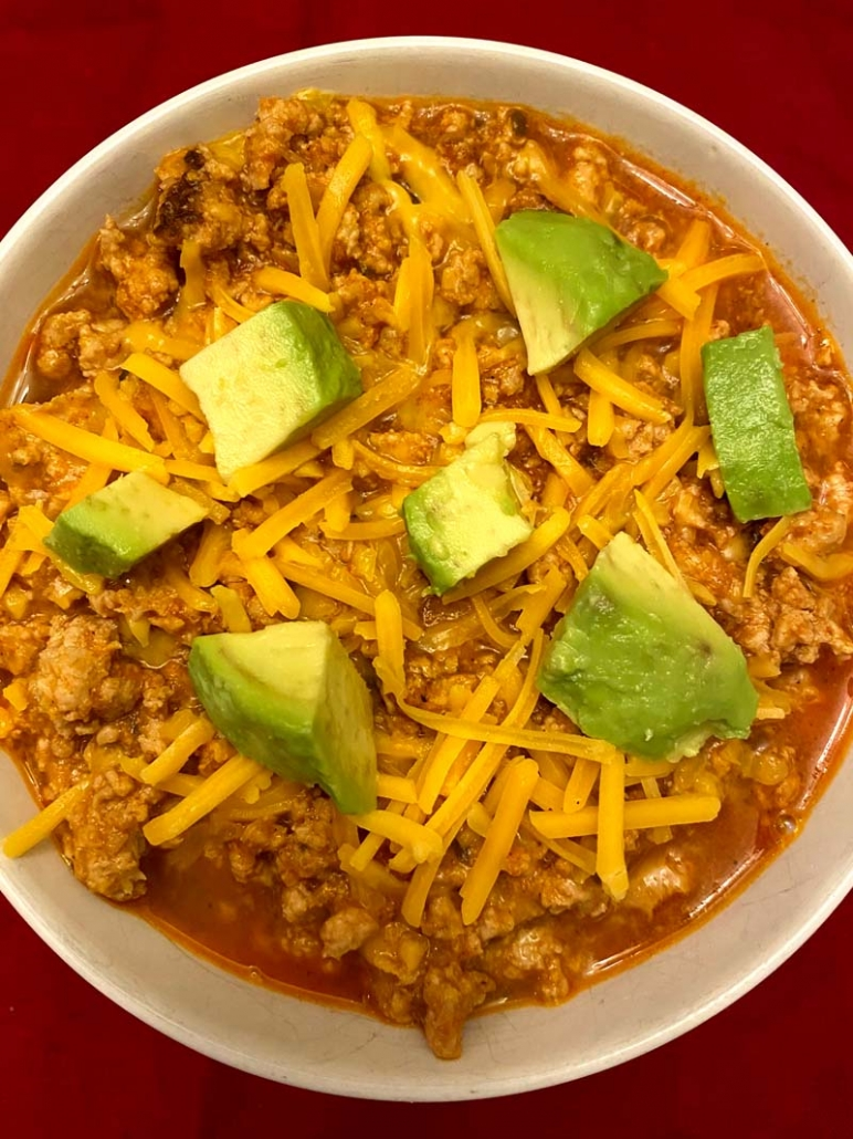 Instant Pot Keto Chili Recipe Without Beans