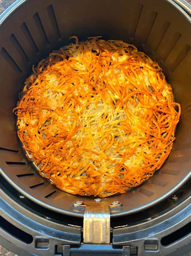 Air Fryer Hashbrowns