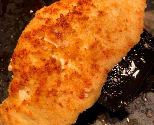 Almond Flour Breaded Chicken
