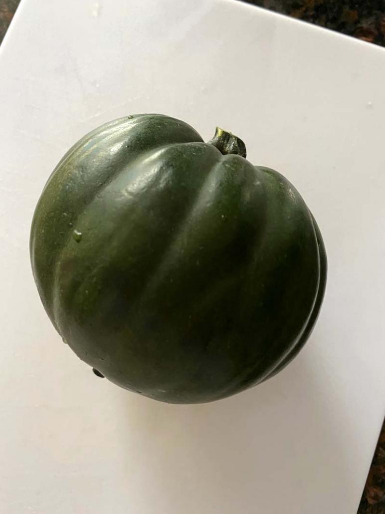 whole acorn squash