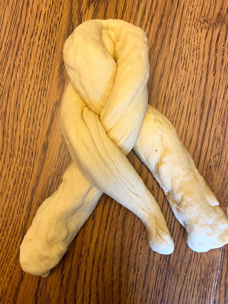braiding bread machine challah bread