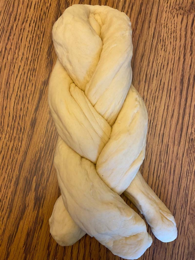 three braid challah bread recipe