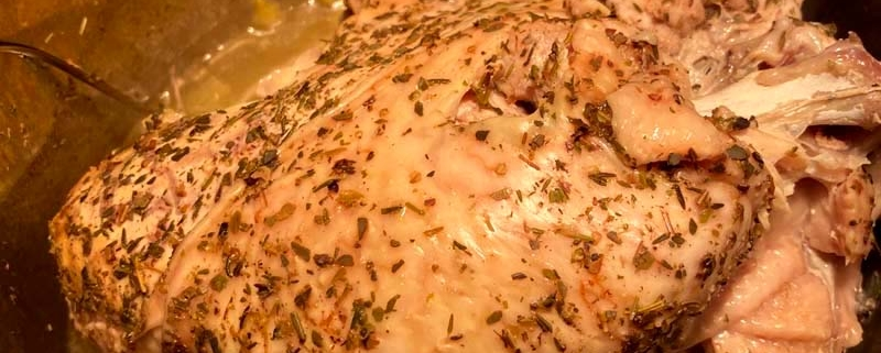 Instant Pot Bone In Turkey Breast Recipe