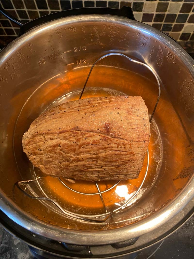 Beef Roast in an Instant Pot