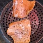 Air Fryer Frozen Salmon Recipe